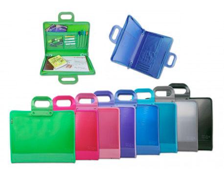 tienda maletín zipper color line